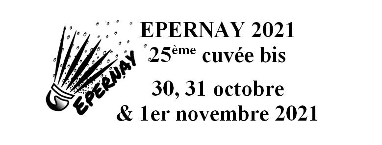 """Epernay 2021 - 25ème cuvée """"bis"""""""